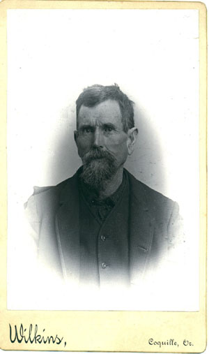 Asbury Mack Self (9 Sep. 1834 - 3 Dec. 1901)