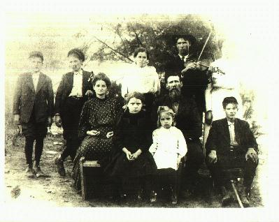 Family of Tilford Hubbard Self