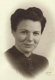 Olga Joyce (Gibson) Rogers (1904-1994), daughter of Katherine (Self) Gibson