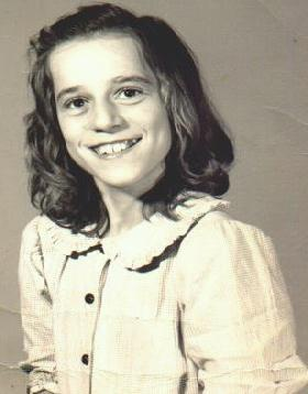 Patricia Jane Self, Fourth Grade