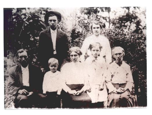 Samuel E. Self Family